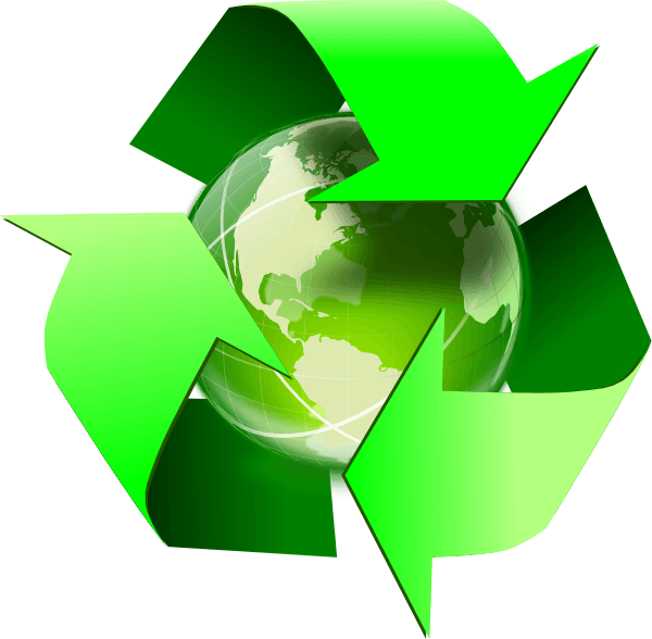 600x588 Recycle Symbol Cliparts#249767