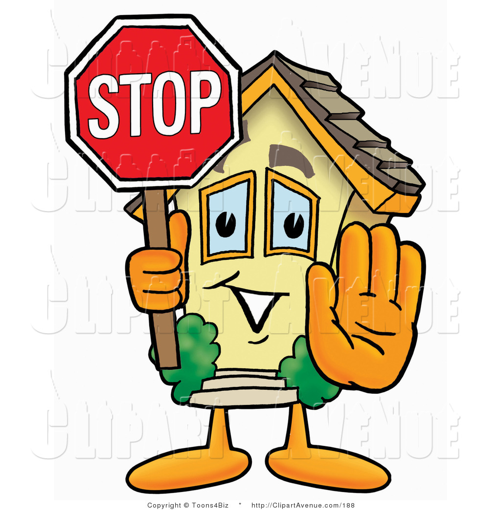 1024x1044 Stop sign Images Clip Art Avenue Clipart of a Home Mascot
