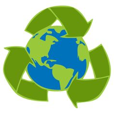 236x236 recycle symbol clipart