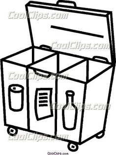 236x314 recycling bin clipart Clipart Recycle Bin Projects to Try