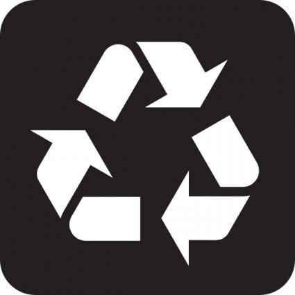 425x425 Clip Art Recycle Symbol Free Vector For Free Download About Image