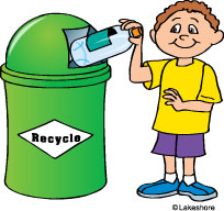 204x192 Clipart Recycling