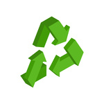 150x150 Collection Of Recycling Code Labels For Paper And Plastic Royalty