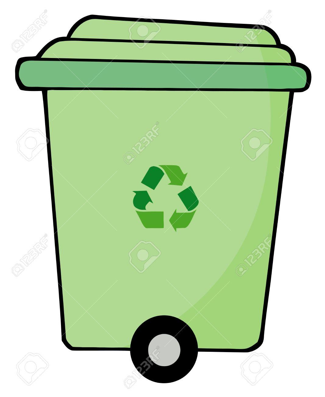 1066x1300 Green Clipart Recycle Bin