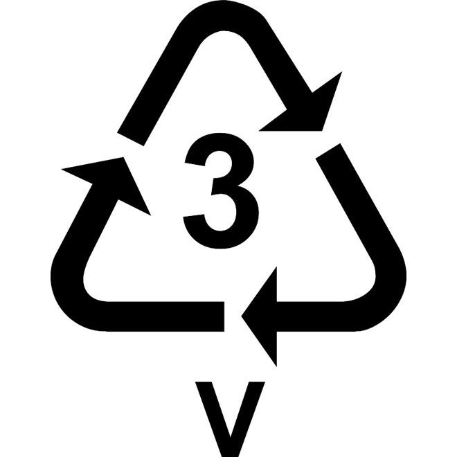 660x660 Recycling Symbol 3d