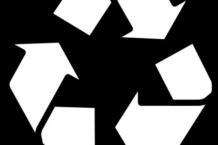 450x300 Recycle Logo Clip Art