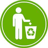 170x170 Recycle Symbol Clip Art