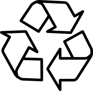 299x294 Recycle Symbol Cliparts 249762