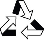 149x134 Recycle Symbols Clip Art Free