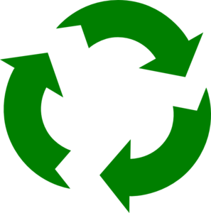 297x300 Recycle Symbol Clip Art Clipart Free To Use Resource