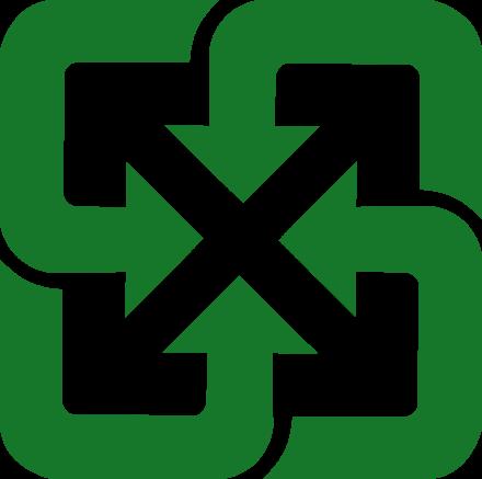 440x437 Recycling Symbol