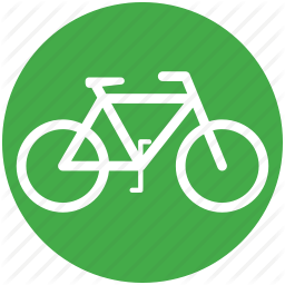 256x256 Activity, Badge, Bicycle, Bike, Bike Riding, Biking, Bycicle