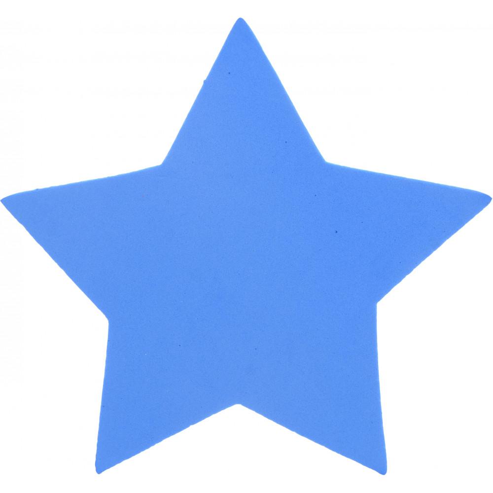 1000x1000 6 Foam Shapes Red, White, Blue Stars (36) [106 1474