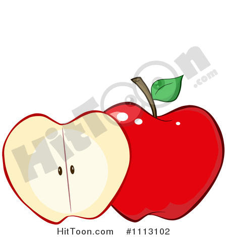 450x470 Apple Clipart