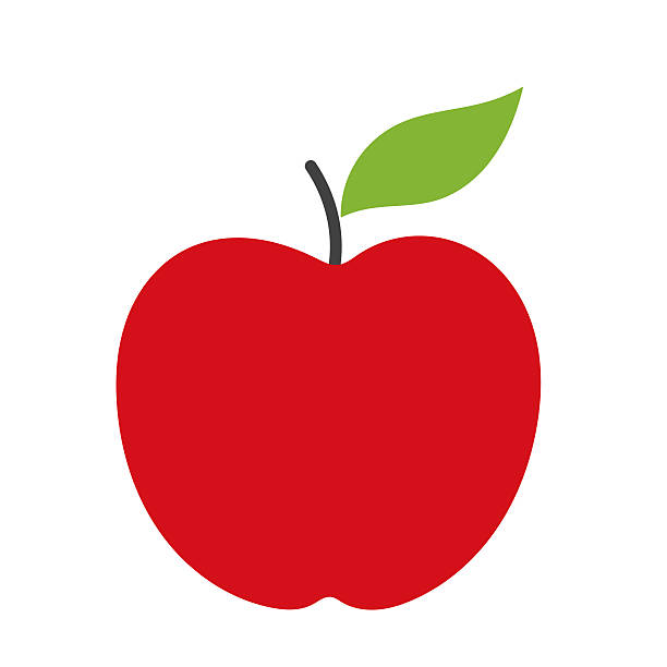 612x612 Apple Clipart Red Apple