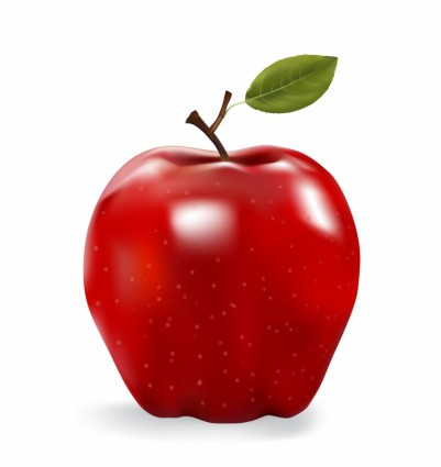 401x425 Red Apple Clip Art Download 4