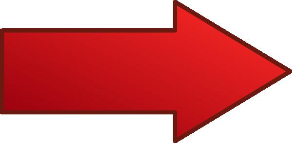 600x295 Long Red Arrow Clip Art