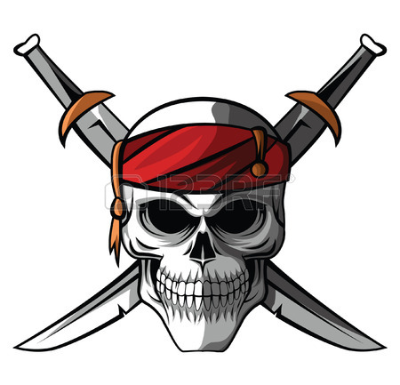 Red Bandana Clipart