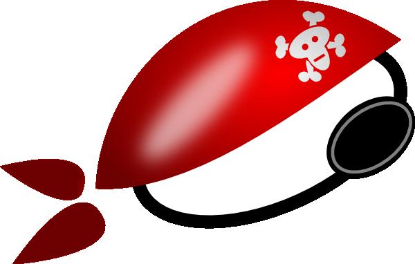 600x382 Pirate Clip Art