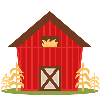 432x432 Red Barn Clip Art Free Clipart Images 2 Clipartcow