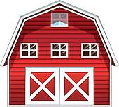 170x154 Barn Clip Art