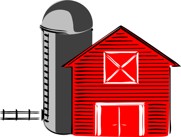 600x455 This Red Barn Clip Art Is In Clipart Panda