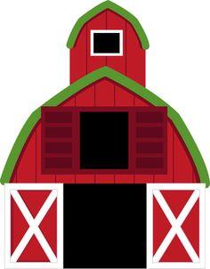 236x302 Top 75 Barn Clip Art