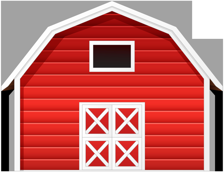 6000x4623 Barn Png Clip Art