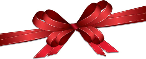 500x204 Red Bow Transparent Background Free Vector Download (47,840 Free