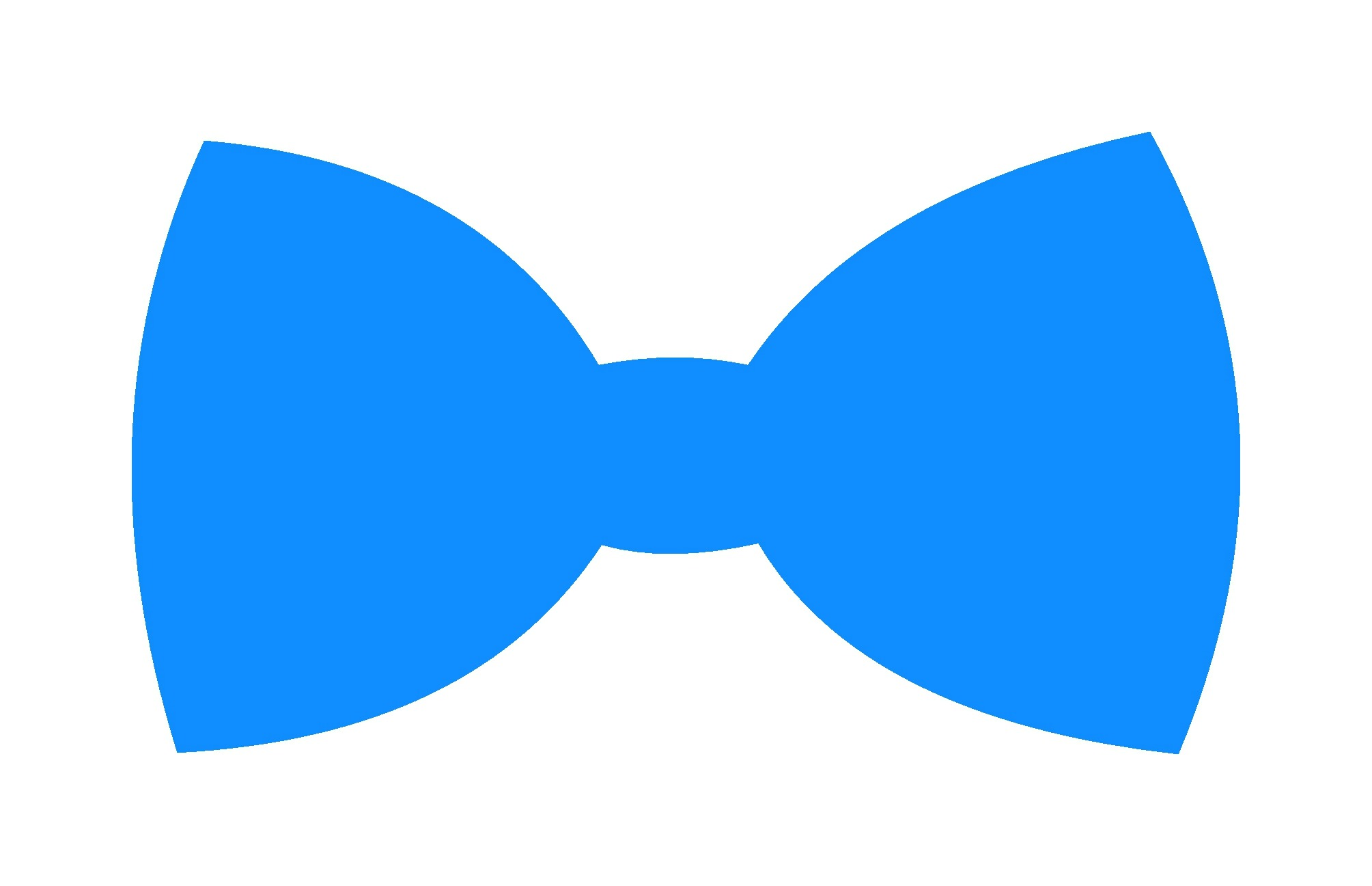2009x1296 Bow Clipart Tie