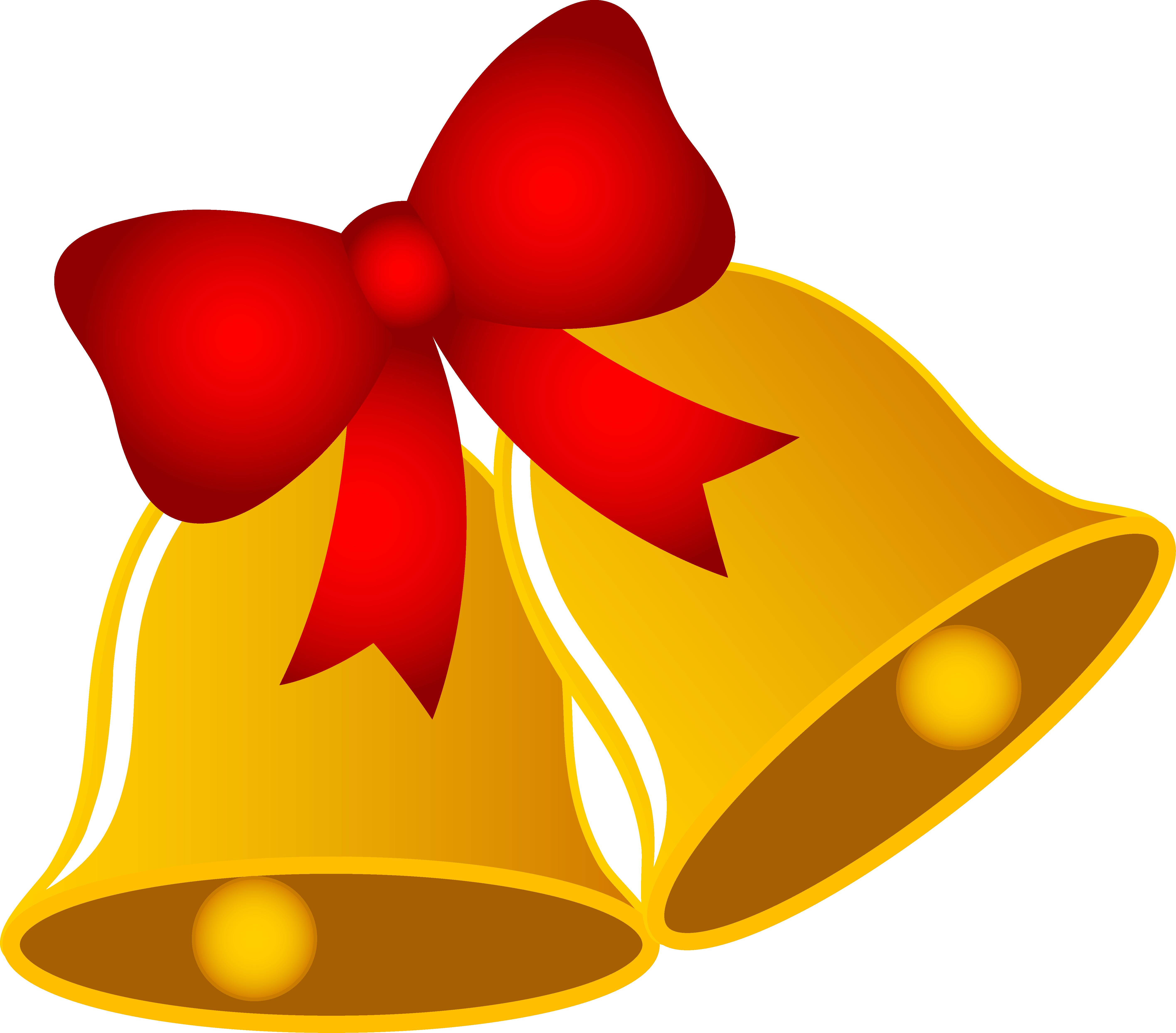5658x4972 Christmas Bow Clip Art