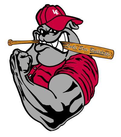 400x452 Bulldog Baseball Logo Clipart