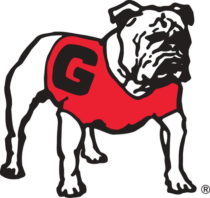 670x630 Georgia Bulldogs Alternate Logo