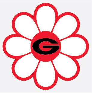 307x308 Georgia Bulldog Logos And Clipart