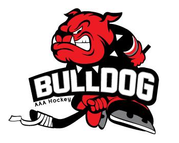 350x280 Logo Design Entry Number 29 By Simsim Bulldog Aaa Hockey Logo