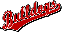 250x132 Team Pride Bulldogs Team Script Logo