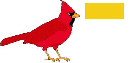 432x207 Cardinal Clipart Dead