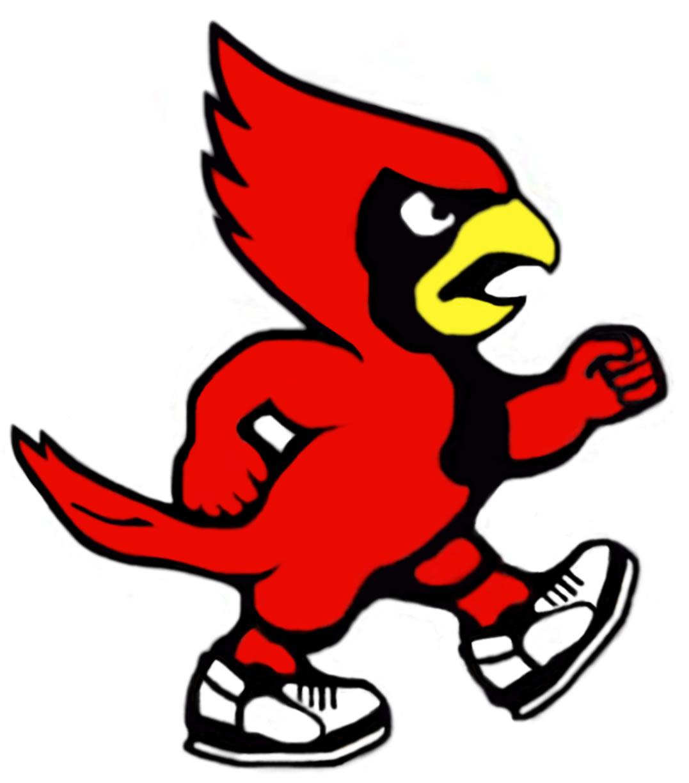 1077x1224 Cardinal Mascot Clipart