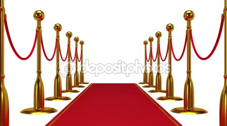 450x250 Red Carpet Event. Looped Animation Of A Walk Down And Paparazzi