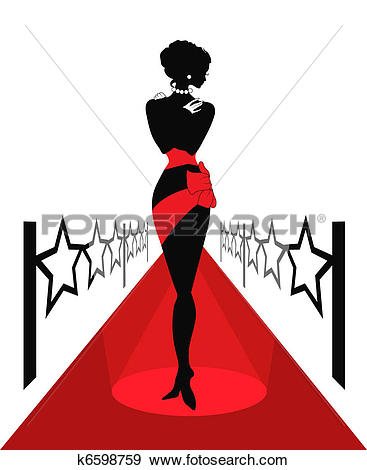 367x470 Red Carpet Clipart Popular