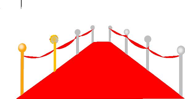 600x321 Red Carpet Clip Art