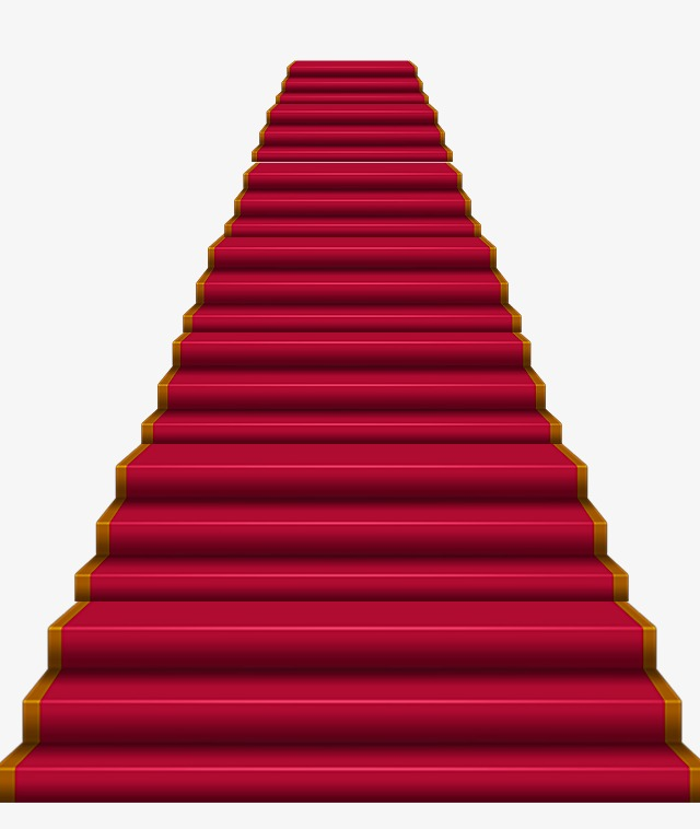 640x758 Red Ladder, Red, Ladder, Red Carpet Png And Psd File For Free Download