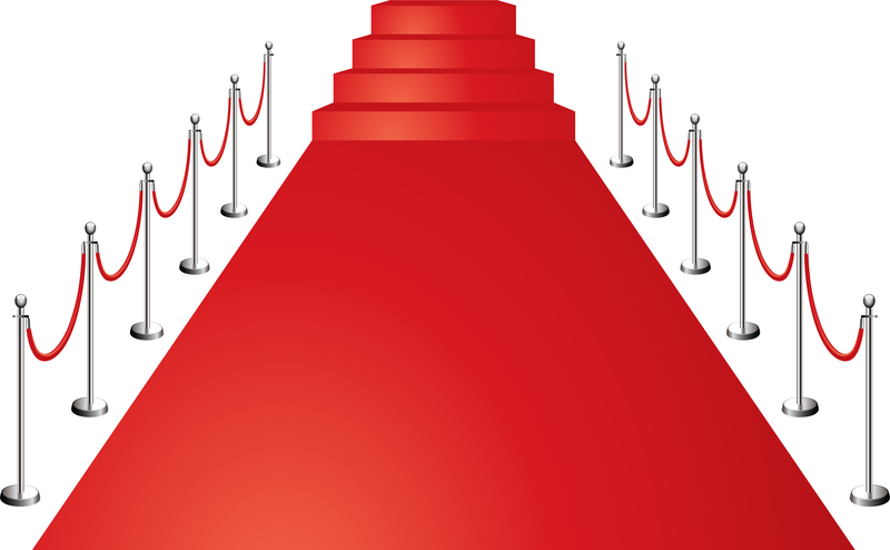 800x494 Beautiful Red Carpet Vector