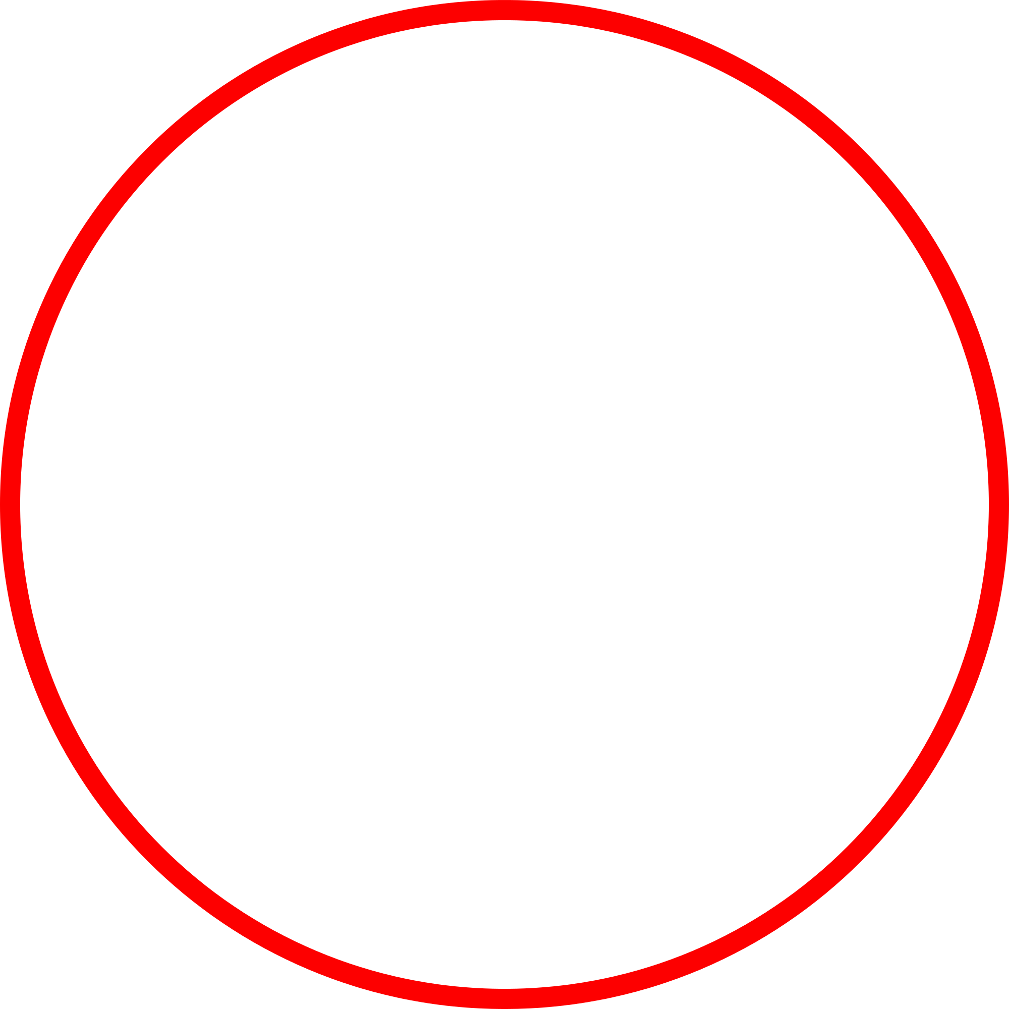 Red Circle Image | Free download on ClipArtMag