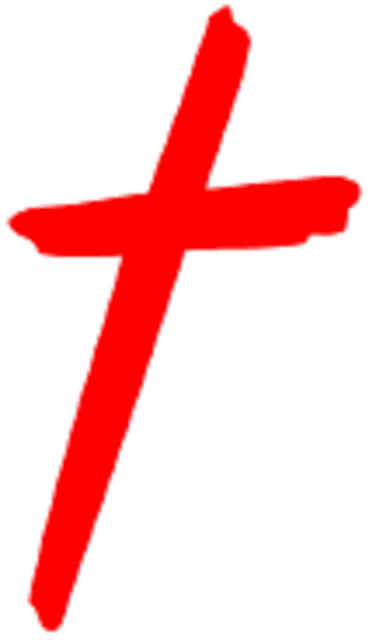 380x640 Red Cross Red Christian Cross Clipart Kid