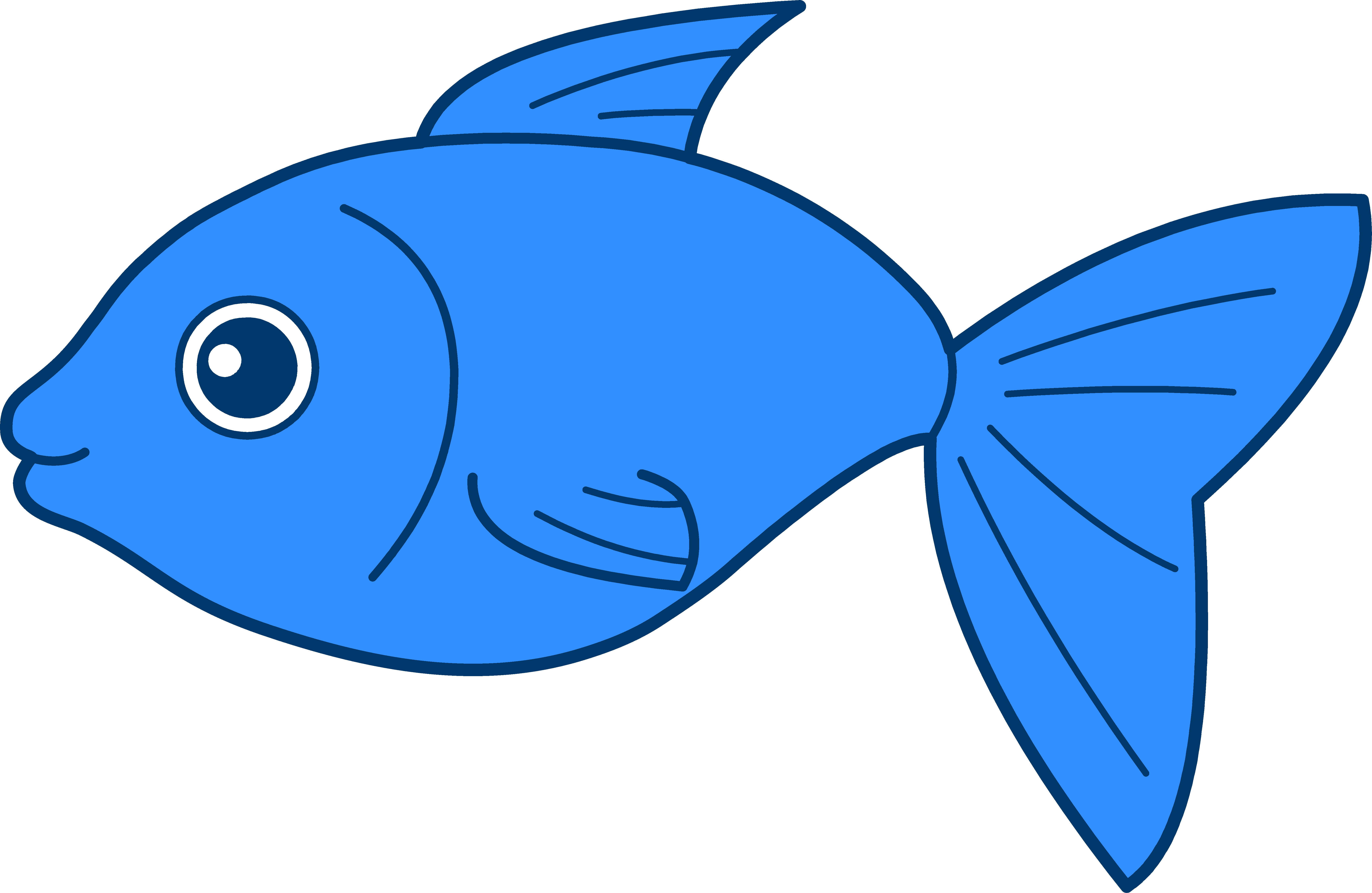 Fish red. Clipart free download best