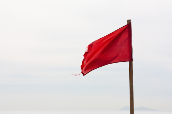 Red Flag Images
