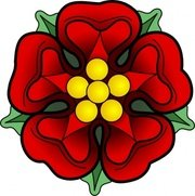 180x181 Red Flower Clip Art, Vector Red Flower