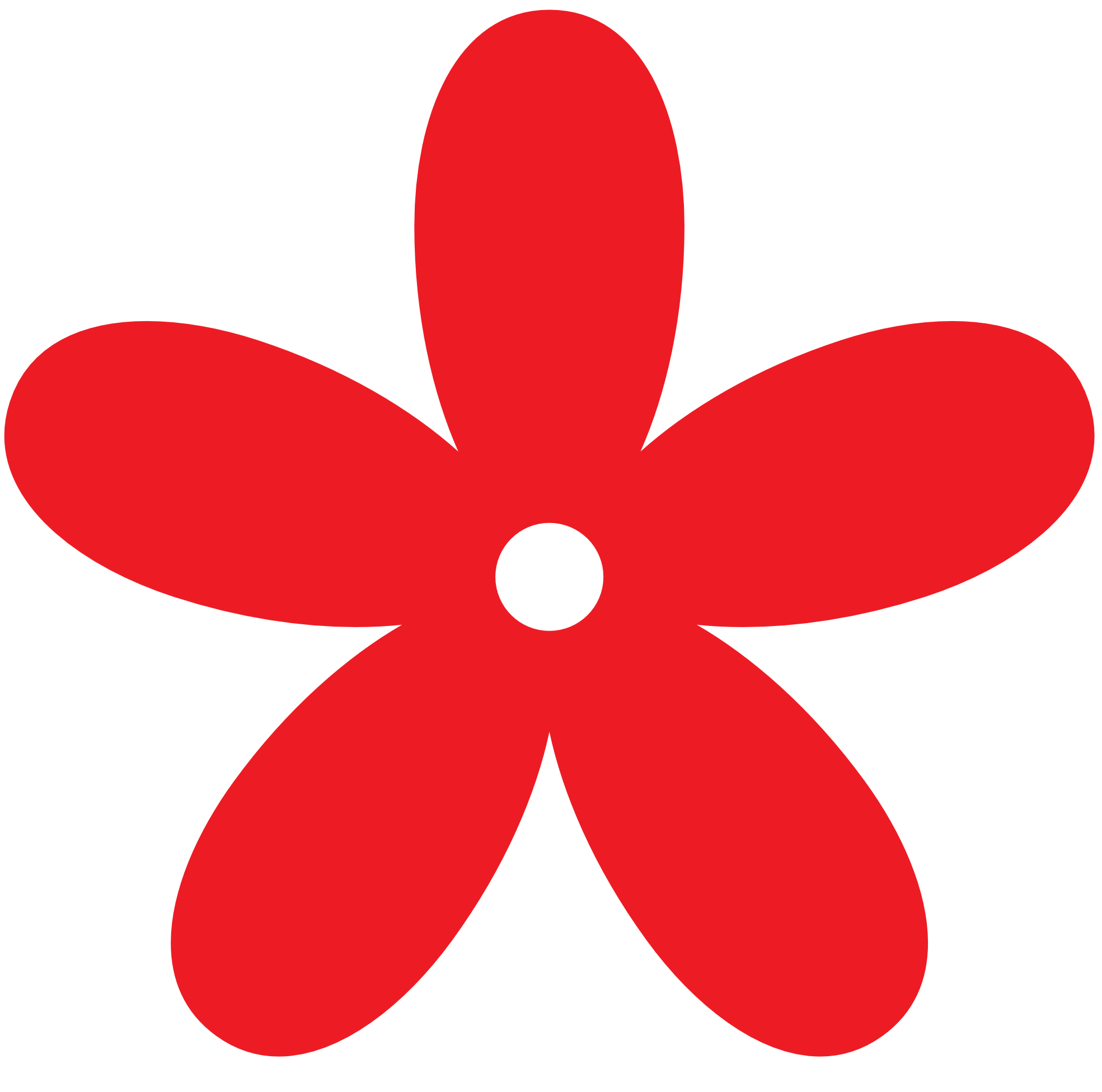 1969x1952 Red Flower Clipart 3