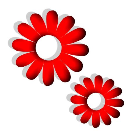 474x472 Flowers Png Red Flower Image